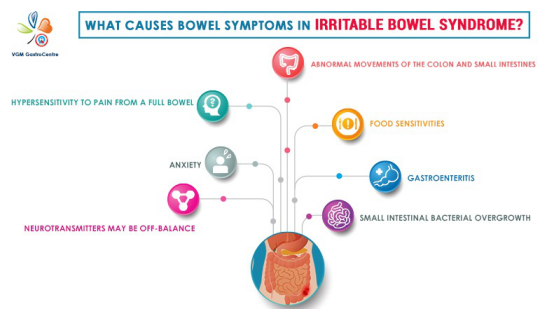IBS Symptoms, Causes | IBS Treatment in Coimbatore - Vgm
