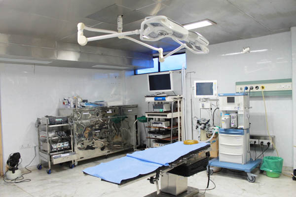 Surgical Gastroenterology | Department in Coimbatore - Vgm